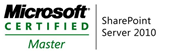Microsoft Certified Master for SharePoint 2010